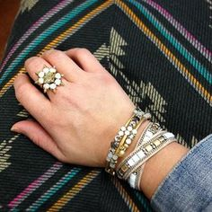Fashionable Isabelle Wrap Bracelet & More   Stella & Dot