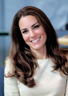 Duchess Catherine of Cambridge (Kate Middleton) - Biography Estilo Kate Middleton, Kate Middleton Hair, Prince William And Catherine, William Kate, Catherine Elizabeth, Eugenie Of York, Herzogin Von Cambridge, Lace Front, Kate And Meghan