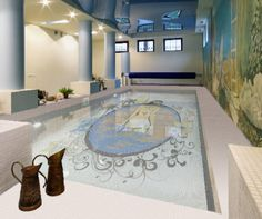 Fascinating-Swimming-Pool-Design-With-Mosaic-Glass-Tiles-By-Glassdecor-0.jpg 554×464 pixels