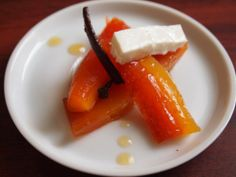 Candied Papaya- Pretty tasty. I'm thinking about whipping some cream to go on it. ~AL~