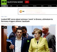 Wikileaks: Τι γράφει ο ξένος Τύπος για το διάλογο Τόμσεν - Βελκουλέσκου