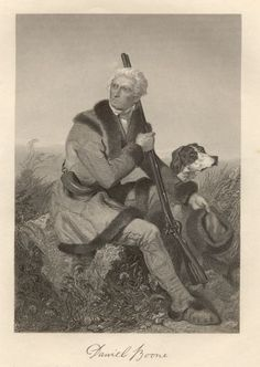 Daniel Boone biography and activities