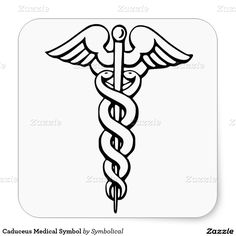 The Caduceus symbol, often mistakenly considered the symbol of medicine. Mentioned by Dan Brown in the novel Medical Symbols, Medical Logo, Medical Art, Medical Humor, Medical Field, Medical Technology, Latest Technology, Technology News, Symbol Tattoos