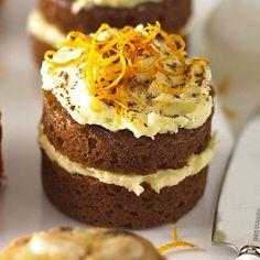 Mini Ginger Cakes