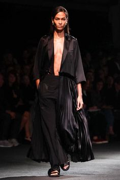 Givenchy Ready To Wear Spring Summer 2014 Paris - NOWFASHION