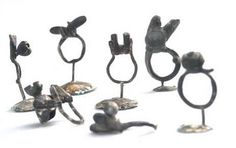 LUZIA VOGT-CH rings Hasen  silver 925, 2004