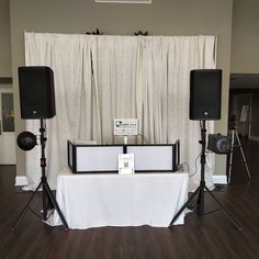 All ready to go for #tohaveandtoflores2021 @dundasvalleygolfandcurlingclub Wedding Dj, Bathtub, Curtains, Home Decor, Standing Bath, Bathtubs, Blinds, Decoration Home, Room Decor