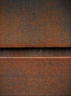 RCR Arquitectes ||  Estadio de Atletismo Tussols - Basil y Pabellón 2x1 (Olot, Girona, España) || 2001 Metal Facade, Metal Siding, Metal Walls, Steel Cladding, Horlicks, Rust Paint, Weathering Steel, Resource Furniture, Wall Exterior