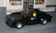 LEGO Black Convertibles on EB by Oran