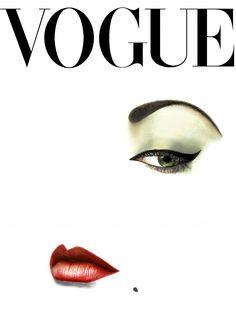 Vogue cover, Erwin Blumenfeld