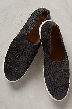 Aerin Liza Sneakers #anthropologie
