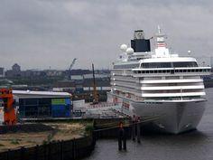 Die Cruise Terminals in Hamburg – ständige Anlaufstelle für Kreuzfahrtschiffe…