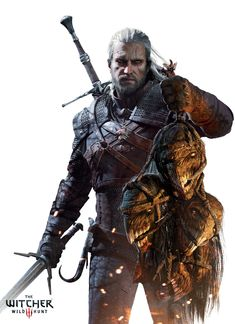 The Witcher Wild Hunt 3 wallpaper The Witcher Wild Hunt Geralt of Rivia blood and wine video games CD Projekt RED Witcher 3 Geralt, Witcher 3 Art, Geralt Of Rivia, The Witcher Wild Hunt, The Witcher Game, Witcher Monsters, Witcher Tattoo, Game Character, Character Design