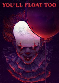 Scary Movie Characters, Scary Movies, Horror Movies, Scary Funny, Pennywise The Dancing Clown, Creepy Clown, Horror Show, Halloween Horror, Clown Horror