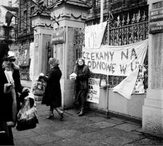 1981 rok. Strajk studencki City, Historia, Cities