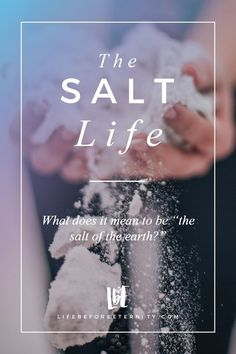 """The Salt Life 