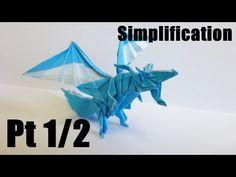 折り紙ドラゴンⅣ dragonⅣ - YouTube Fiery Dragon, Origami Dragon, Chinese Zodiac, Prehistoric, Reptiles, Diy Crafts, Youtube, Paper, Origami Diagrams