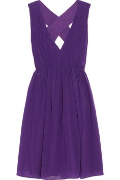 Love this for a short bm dress option.
