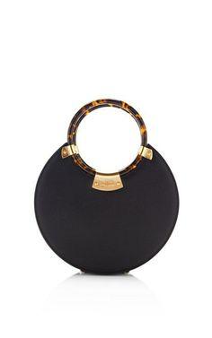 Fairchild Baldwin O Bag In Black by Fairchild Baldwin for Preorder on Moda Operandi