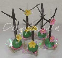 Popcakes modelados