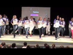 """Teacher Act for the 2013 Greystone Elementary School Talent Show - """"The Evolution of Dance"""""""