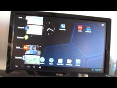 $74 MK802 Android 4.0 Mini PC app demonstrations