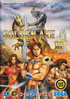Golden Axe III (Mega Drive)