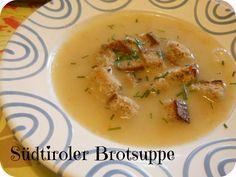 From Veggie to Vegan: Vegan Mofo - Südtiroler Brotsuppe