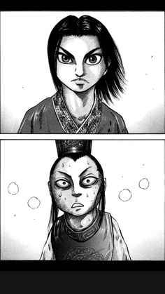 Ei Sei and Sei Kyou meet