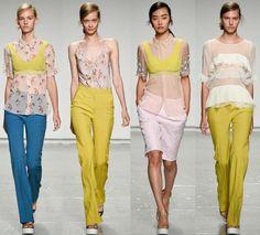 Rebecca Taylor Spring 2015 Collection #NYFW