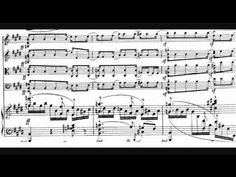 Edward Elgar - Quintet in A minor for Piano and String Quartet, Op. 84 (1918) - Now this is full-bodied chamber music!