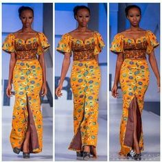 There are a variety of ways to get ourselves beautified subsequent to an Ankara fabric, Even if you are thinking of what to make and execute similar to an Nigerian Yoruba dress styles. African Dresses For Women, African Wear, African Fashion Dresses, African Women, Ankara Fashion, African Print Fashion, Africa Fashion, African Prints, Kente Styles