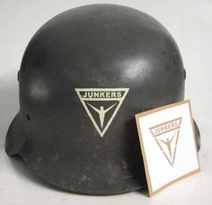 During World War II the Junkers company produced some of the most successful Luftwaffe planes, as well as piston and jet aircraft engines, albeit in the absence of its founder, who by then had been removed by the Nazis.  www.warhats.com