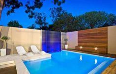 Encuentra las mejores ideas e inspiración para el hogar. Alberca exterior por TADI Taller de arquitectura y diseño   homify