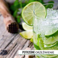 Mojito z Lubuski Vodka na letnie orzeźwienie! :)