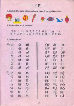 Albumarchívum Abc Poster, Thing 1, Grammar, Worksheets, Periodic Table, Literature, Bullet Journal, Album, School