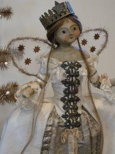 Nicole Sayre christmas angel