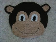 http://www.freepatternsdonnascrochetdesigns.com/monkey-bulleting-board-free-crochet-pattern.html