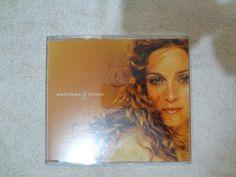 Pitucat Acessórios: Madonna Frozen Single CD USADO Ray of Light