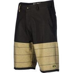 Billabong Introvert PX 4-Way Stretch Boardshort - Black from Billabong Click the Picture to Read More!