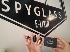 With a 7mm juice well, both delrin and metal AFCs w/drip tip, a 510 adapter, and 2.5mm post holes, The Glacier II is the RDA for those who love to cloud chase! Pick one up at Our shop in Tomball (in metro Houston), TX or order online at http://spyglassvapor.com today! #spyglasselixir #spyglassvapor #spyglass #cloudcouch #vape #vaping #vaper #vapers #notblowingsmoke #notbigtobacco #TexasVapers #HoustonVapers #GlacierIIRDA #RDA #cloudsfordays #cloudchasers