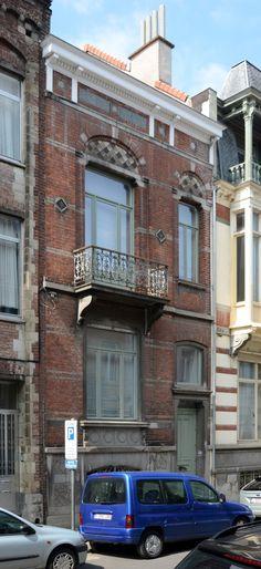 Schaerbeek - Rue Vondel 96