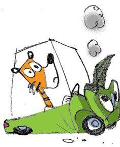 Tiger Crash