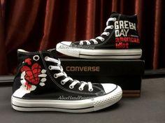 Custom Art Hand Painted Shoes Custom Brand Shoes Custom Painted