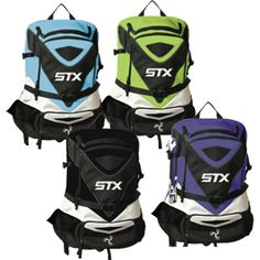 STX Bully Backpack. they were out of the blue and green so I got purple.
