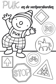 Buitenspelen - activiteiten Kleurplaat: Uk&Puk Kids Daycare, Travel Toys, Working With Children, Coloring Pages, Crafts For Kids, About Me Blog, Author, Teaching, Education