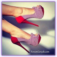 Babet | Sandalet | Ayakkabı | Çizme | Converse | Bot Modelleri - Sayfa 40 - Forum Gerçek