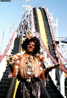 Michael Jackson as the Scarecrow in The Wiz | 1978