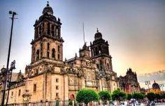 Los edificios más antiguos de la Ciudad de México     ---                                 Catedral