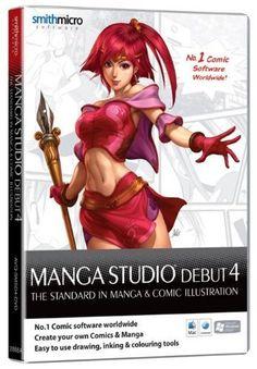 Manga Studio Debut 4.0 (Mac/PC CD) by Avanquest Software, http://www.amazon.co.uk/dp/B001O2SP00/ref=cm_sw_r_pi_dp_X7nCub0A33WYV